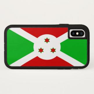 Burundi iPhone X Case