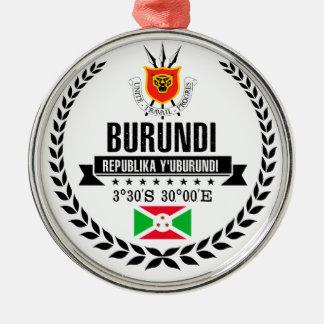 Burundi Metal Ornament