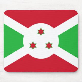 Burundi National World Flag Mouse Pad
