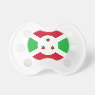 Burundi National World Flag Pacifier