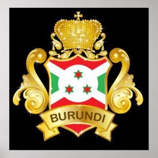 Burundi Poster