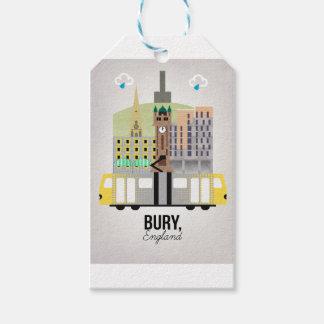 Bury Gift Tags
