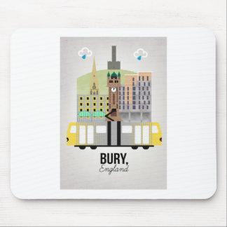 Bury Mouse Pad