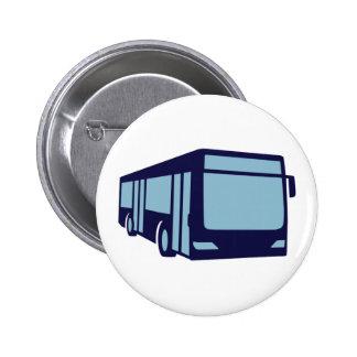 Bus 2 Inch Round Button