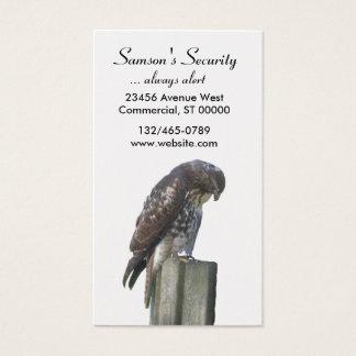 Bus. Card - Falcon