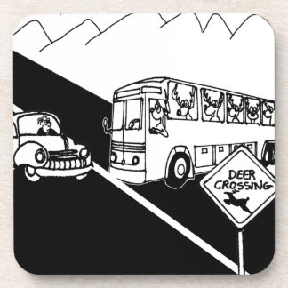 Bus Cartoon 3251 Coaster