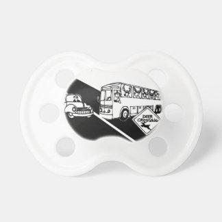 Bus Cartoon 3251 Pacifier