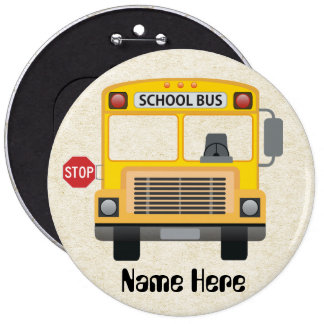 Bus Driver  Button