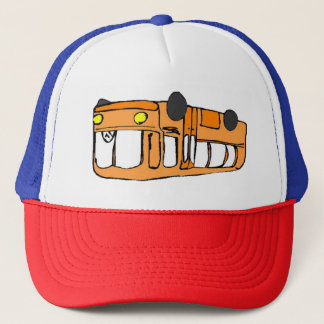 Bus Driver Cap