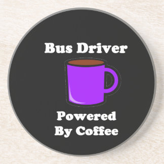 """""""Bus Driver"""" Powered by Coffee Coasters"""