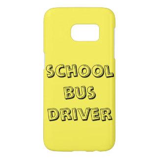 bus driver samsung galaxy s7 case