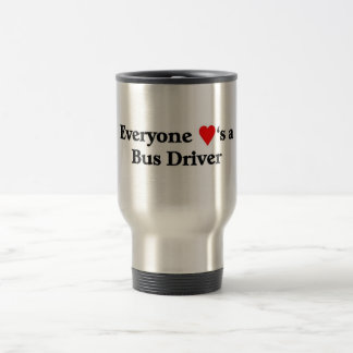 Bus Driver Travel Mug