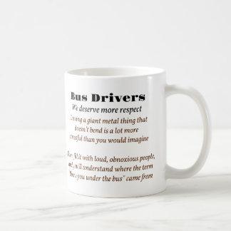 Bus Drivers Coffee Mug