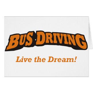 Bus Driving / LTD Cards