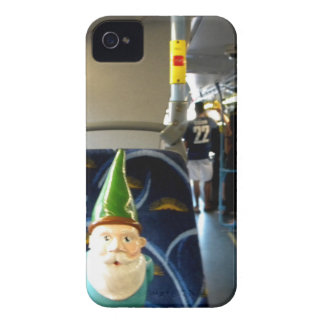 Bus Gnome iPhone 4 Covers