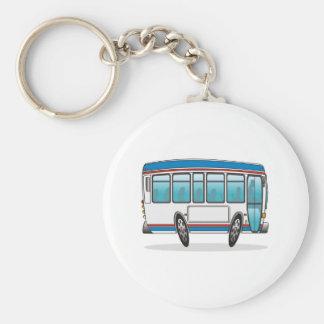Bus Keychain