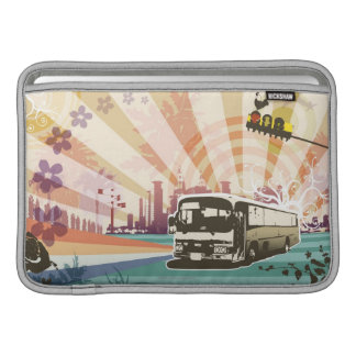 Bus MacBook Sleeves