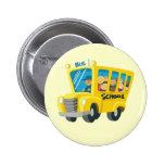 Bus school - badge avec agrafe
