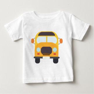 Bus School Drawing Baby T-Shirt