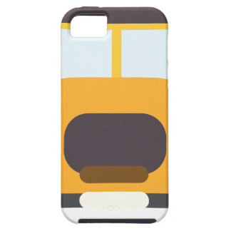 Bus School Drawing iPhone 5 Cover