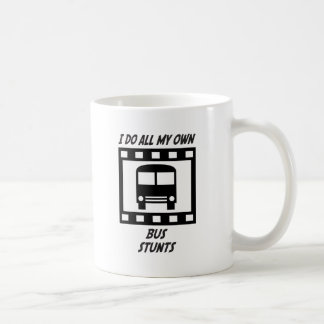 Bus Stunts Coffee Mug