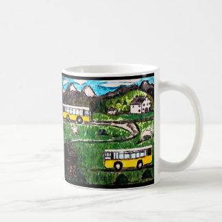 Bus Trip Coffee Mug