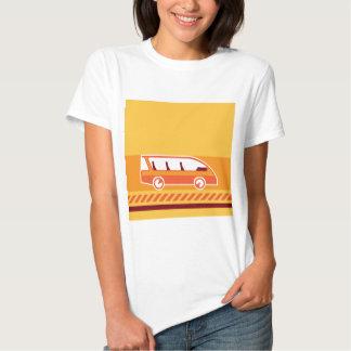 Bus vector shirts