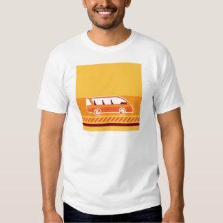 Bus vector t shirts