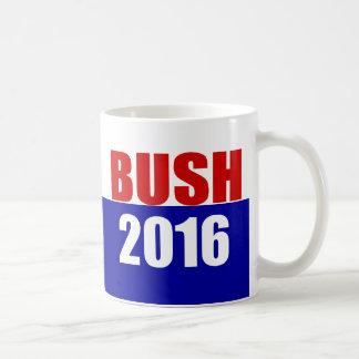 """""""BUSH 2016"""" CLASSIC WHITE COFFEE MUG"""