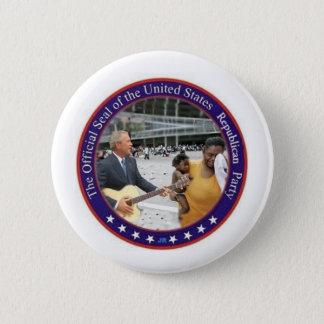 Bush 2 Inch Round Button