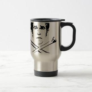 bush and bones coffee mug