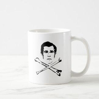bush and bones coffee mugs