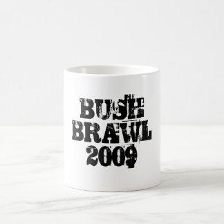 BUSH BRAWL2009 MUGS