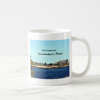 Bush Compound, Kennebunkport, Maine Mug