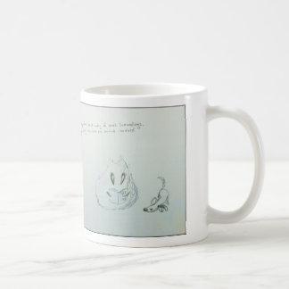 Bush Crabs Mug: 2 - Dog Classic White Coffee Mug