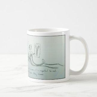 Bush Crabs Mug: 3 - Scissors Classic White Coffee Mug