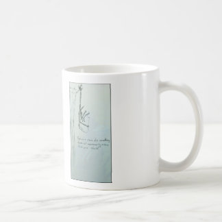 Bush Crabs Mug: 4 - Long Way Down Classic White Coffee Mug