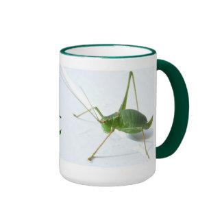 Bush Cricket Mug