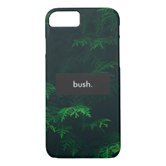 bush. Customizable iPhone 8/7 Case