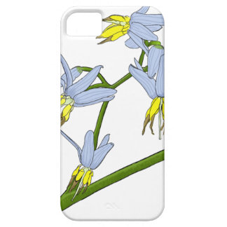 Bush Flowers Case For The iPhone 5