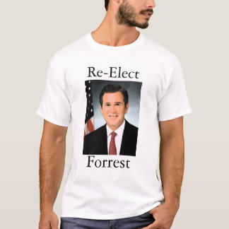 Bush For President T-Shirt