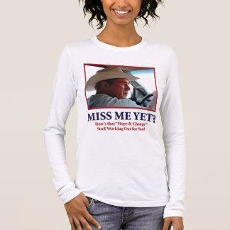BUSH-HAT LONG SLEEVE T-Shirt