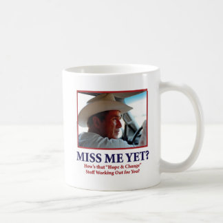 BUSH-HAT COFFEE MUGS