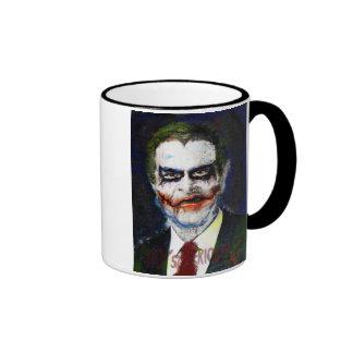 Bush Joker Why So Serious Mug