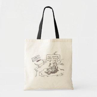 Bush No Global Warming Tote Bag