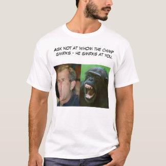 Bush or Chimp? T-Shirt