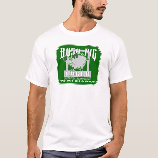 Bush pig Lager T-Shirt
