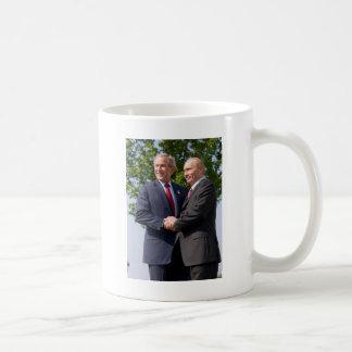 Bush & Putin Coffee Mug