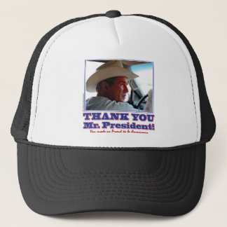 Bush-Thank-You-American Trucker Hat