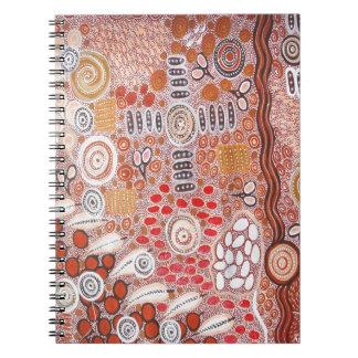 Bush Tucker Spiral Notebook